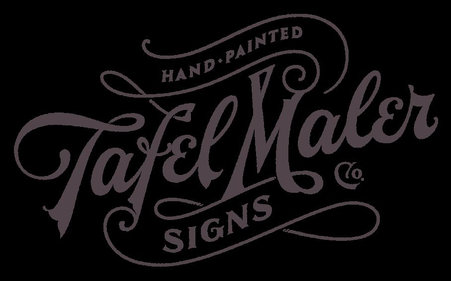 Tafelmaler Sign Co.